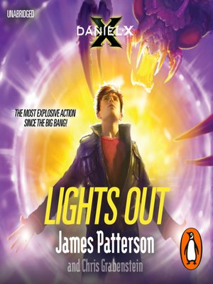 cover image of Daniel X--Lights Out
