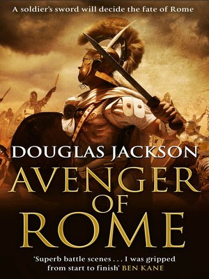 cover image of Avenger of Rome