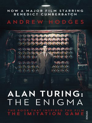 cover image of Alan Turing