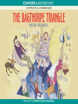 cover image of The Bagthorpe Triangle