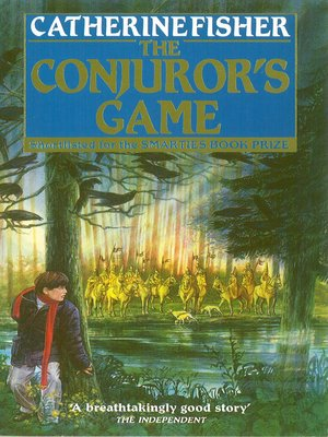 cover image of Conjuror's Game