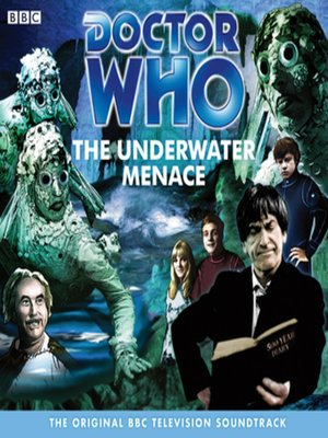 cover image of The Underwater Menace