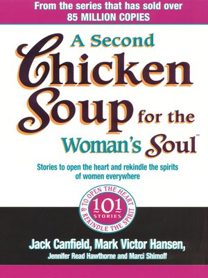 cover image of A Second Chicken Soup For the Woman's Soul