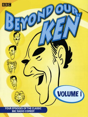 cover image of Beyond Our Ken: The Collector's Edition, Series 1