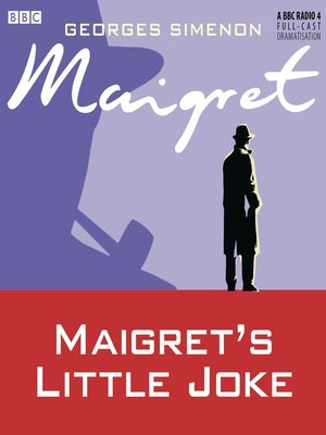 cover image of Maigret's Little Joke