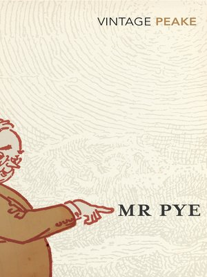 cover image of Mr Pye