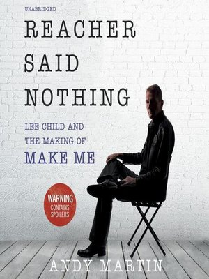 cover image of Reacher Said Nothing