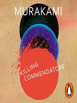 cover image of Killing Commendatore