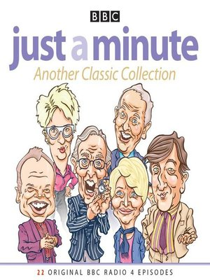 cover image of Just a Minute, Another Classic Collection