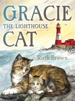 cover image of Gracie, the Lighthouse Cat