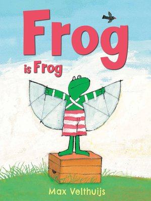 cover image of Frog is Frog