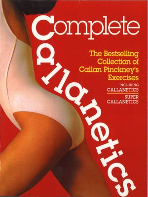 cover image of Complete Callanetics