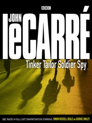 cover image of Tinker Tailor Soldier Spy