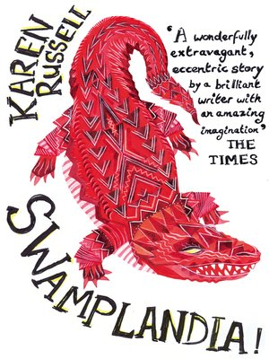 cover image of Swamplandia!