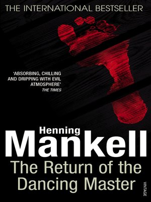 cover image of The Return of the Dancing Master