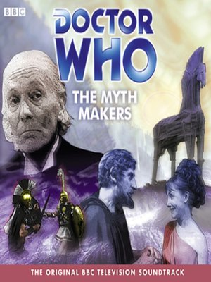 cover image of The Myth Makers