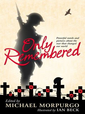 cover image of Only Remembered