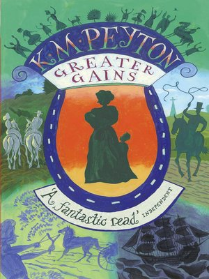 cover image of Greater Gains