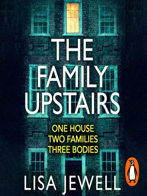 cover image of The Family Upstairs