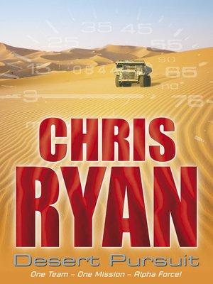 cover image of Desert Pursuit