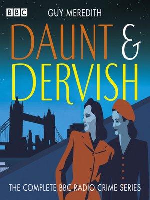 cover image of Daunt & Dervish