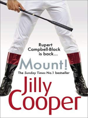 Jilly Cooper Riders Pdf