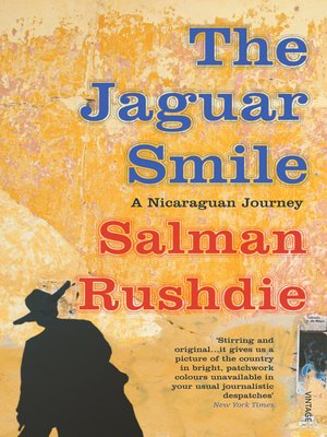 cover image of The Jaguar Smile