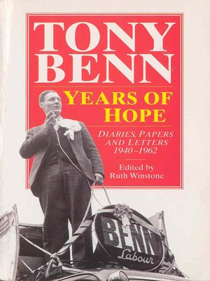 cover image of Years of Hope