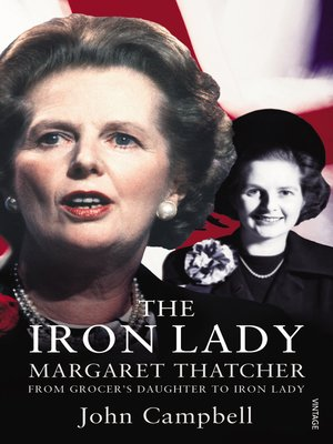 cover image of The Iron Lady