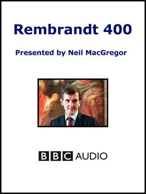cover image of Rembrandt 400