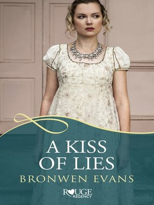cover image of A Kiss of Lies