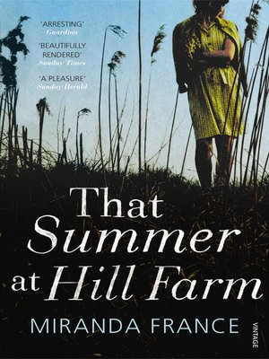 cover image of That Summer at Hill Farm
