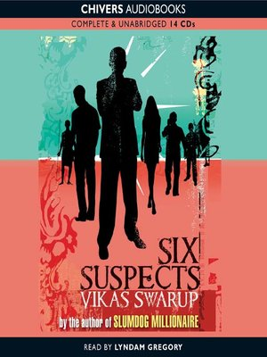 cover image of Six Suspects