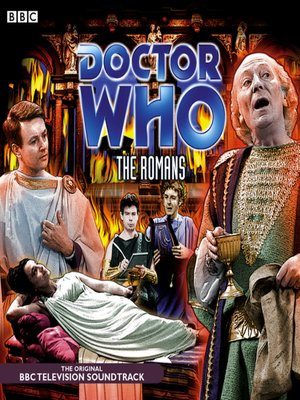 cover image of Doctor Who--The Romans (TV Soundtrack)