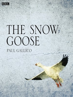 cover image of The Snow Goose