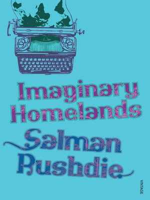 cover image of Imaginary Homelands