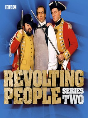 cover image of Revolting People, Series 2