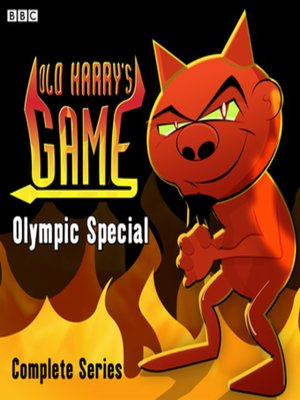 cover image of Old Harry's Game