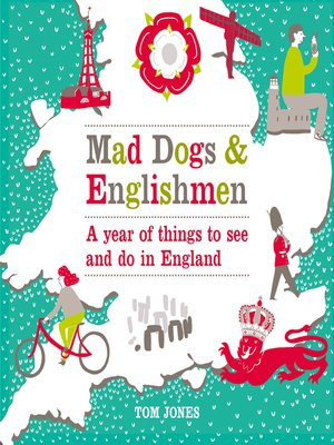 cover image of Mad Dogs and Englishmen