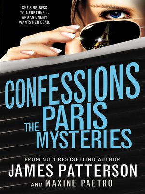 cover image of The Paris Mysteries