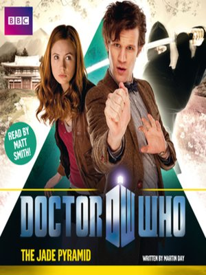 cover image of Doctor Who--The Jade Pyramid