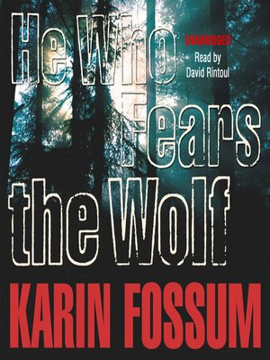 cover image of He Who Fears The Wolf
