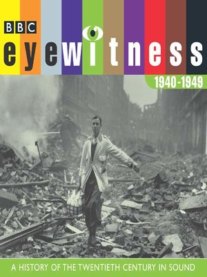 cover image of 1940 - 1949