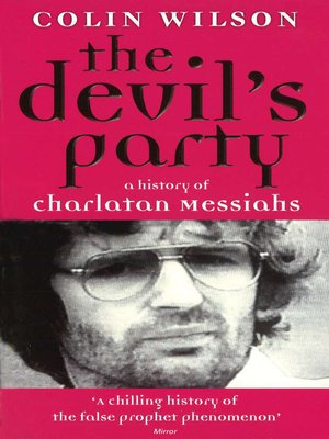 cover image of The Devil's Party