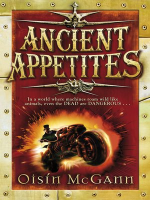 cover image of Ancient Appetites