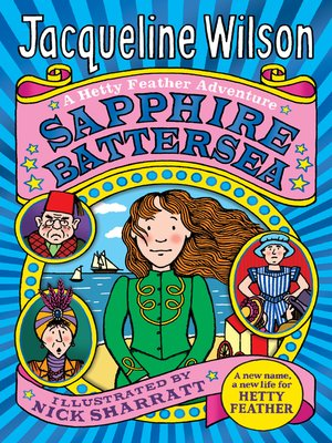 cover image of Sapphire Battersea