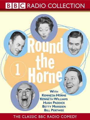 cover image of Round the Horne, Volume 1