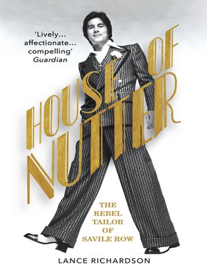 cover image of House of Nutter