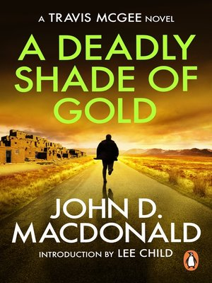 cover image of A Deadly Shade of Gold