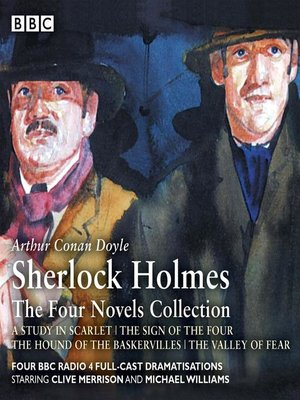 cover image of Sherlock Holmes, The Four Novels Collection